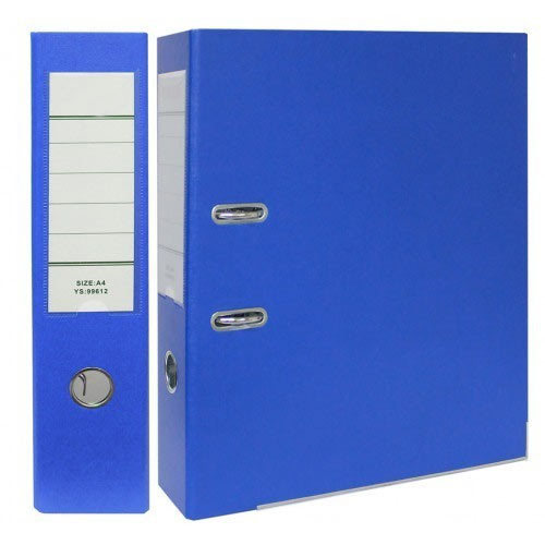A 4 Blue Ring Binder Folder, Rs 80 /piece, Kkusum