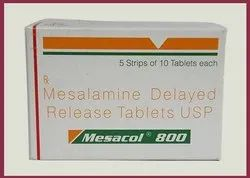 Mesacol 800mg Tablet