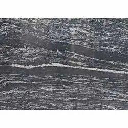 Wave Black Granite