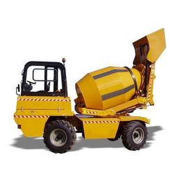 Self Loading Concrete Mixers Rental Service, Capacity: >8 Cubic Meter, Rental Duration: 30 Days