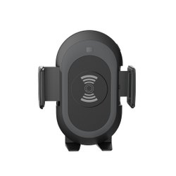 Abs Plastic Black Conekt Youth Car Mount Holder Automatic Adjustable lock and Unlock