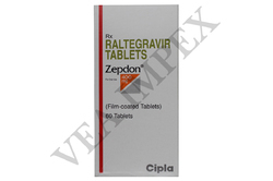 Zepdon 400mg (Raltegravir Tablets)