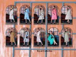 Ladies Rayon Kurta