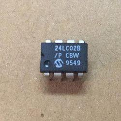 24LC02B Microcontrolle