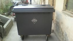 Large Industrial Wheeled Dustbin
