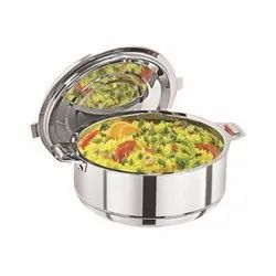 Stainless Steel Casserole Hot Pot