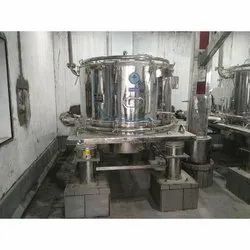 ACE 75-5 Manual Top Discharge Centrifuge