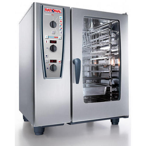 rational self cooking combi oven combi oven multi purpose cooking rh indiamart com rational combi master service manual rational combi oven repair manual