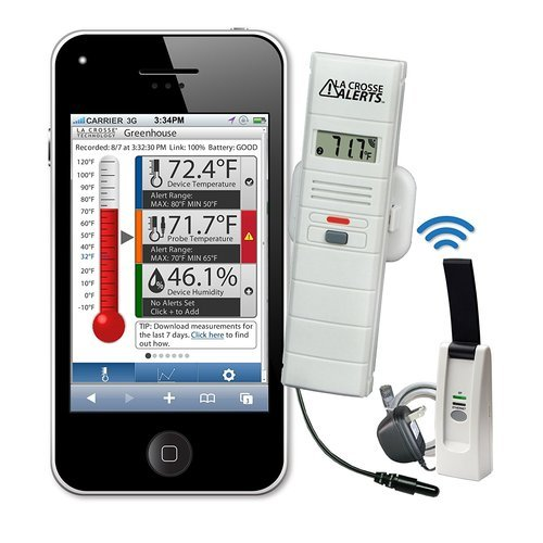 Temperature Monitoring System at Rs 3500/piece   Temperature Monitoring  System   ID: 17083152888