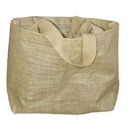 Plain Jute Grocery Bag