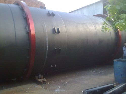 Rotary Kiln - Rotary Kiln for Lime Manufacturer from Ahmedabad