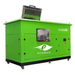 F500 Organic Waste Compost Machine