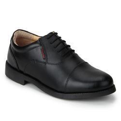 Mens Black Oxford Formal Shoes