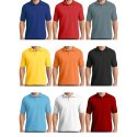 Mens Collar Dry Fit T Shirt