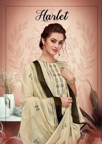 0ba954ea26 SARGAM HARLET COTTON DESIGNER SUITS at Rs 575 /piece | Chandni Chowk ...