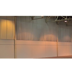 Static Fire Curtains