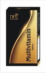 Multivitamin Tablet