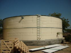 Double Layer Water Tanks