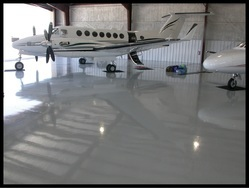 Two Component Acid Resistant Epoxy Flooring