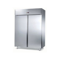 Two Door Vertical Freezer