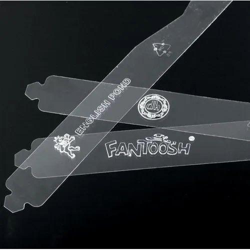 Shirt Packing Plastic Collar Band