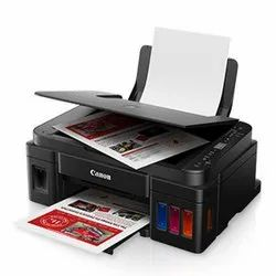 Canon Refillable Ink Tank Wireless All-In-One for High Volume Printer