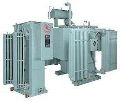 Oil Cooled Transformer With In Built AVR