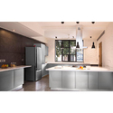Metal Modular Kitchen