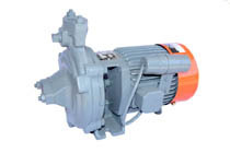 10 To 50 Mts Steel KDS Monoblock Pump, Electric