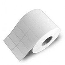 Barcode Paper Labels 50mm X 25mm (2 ups) - 4000pcs per Roll