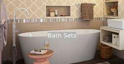 Sophisticated Multi-Color Bath Sets