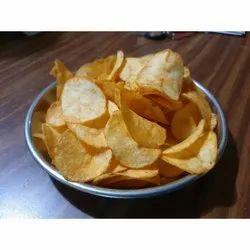 Fried 1 Month Potato Masala Chips