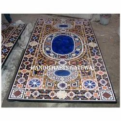 Beautiful Marble Inlay Pietra Dura Table Top