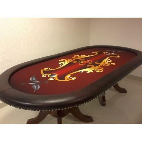 Luxury Poker Pro Table | Millionare Entertainment Private Limited ...