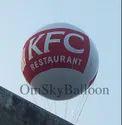 KFC Advertising Balloon