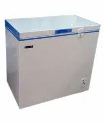 CHFSD 150 Blue Star Deep Freezer, Top Open Door, -24 To 8 Degree C