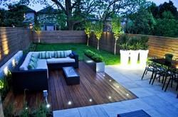 Planning, Designing, Execution Grass Architects For Landscape Terrace