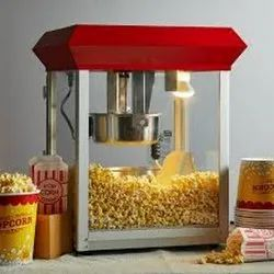 GSA FITTED POPCORN MACHINE