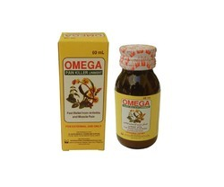 Omega Pain Killer Liniment For Arthritis & Muscle 60ml