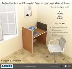 Aacord Computer Table with Soft Board