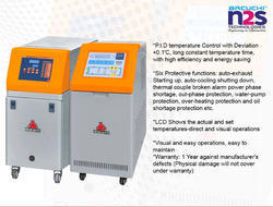 Mold Temperature Controller - Injection Molding