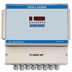 Weatherproof Data Scanner Logger