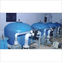 Swimming Pool Filtration Plant - Filament / Bobbin Wound