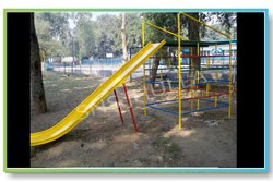 SNS 115 Outdoor Playground Slide