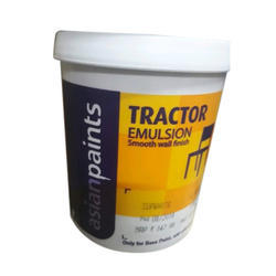Tractor Emulsion Asian Paint, Packaging: Bucket