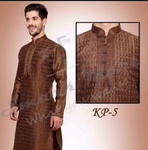 008a1ffcdae Indian Designer Wedding Mens Kurta Pyjama at Rs 2949