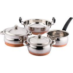 Copper Bottom Cookware