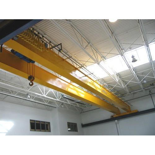 Overhead Cranes - Flame Proof Overhead Crane Manufacturer from Ahmedabad