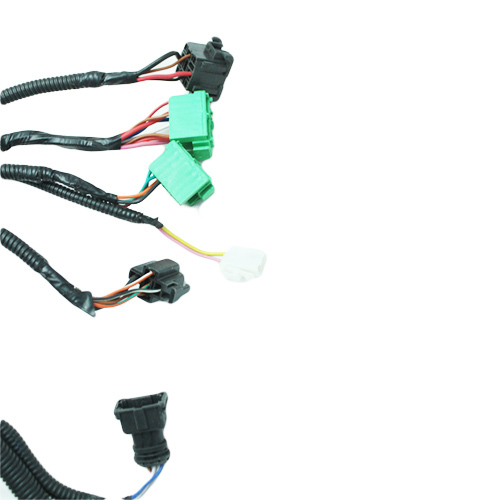 crane wiring harness, automobile wiring harness anjali auto truck wiring harness crane wiring harness