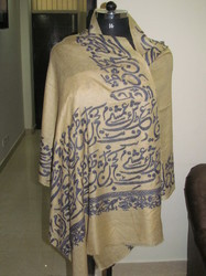 Pashmina with Embroidery Shawl